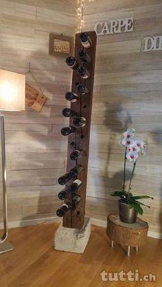 Wine rack – Wine World Diy Wine, Wine Stand, Wood Waste, Wood Diy, Wine Bottle Art, Rustic Diy, Diy Wine Rack, Wood, Wood Wine Racks