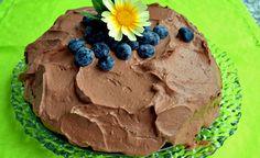 Zarte Schokoladen-Torte – vegan & glutenfrei