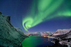 Northern Lights - Senja/Troms North-Norway
