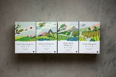FongCha Tea on Packaging of the World - Creative Package Design Gallery