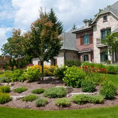 limestone landscaping ideas | st. cloud landscape - traditional