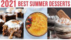 Best Summer Desserts, Summer Dessert Recipes, Just Desserts, Mango Mousse Cake, Bigger Bolder Baking, Strawberry Balsamic, Caramel Bars, Friend Recipe, S'mores Bar