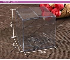 Find More Packaging Boxes Information about 30pcs 5*5*5cm clear plastic pvc boxes packaging for gift\chocolate\candy\cosmetic\cake\crafts display package transparent Box,High Quality box drawer,China packaging dispenser Suppliers, Cheap boxes for packaging from Fashion MY life on Aliexpress.com