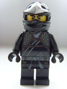 Ninjago Cole Promotional Minifigure