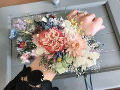 Floral Wreath, Crown, Wreaths, Decor, Flower Crowns, Corona, Door Wreaths, Decorating, Deco Mesh Wreaths