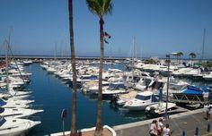 The Harbour at Playa De Las Americas Tenerife Spain