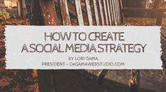 Here's how to create a social media strategy for small and mid-sized businesses that focus on B2B or B2C. These tips are universal.