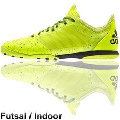 The Football Nation Ltd - adidas X15.1 Futsal Shoes (IN - Solar Yellow/Black), �39.99 (http://www.thefootballnation.co.uk/x15-1-futsal-indoor-shoes-adidas-solar-yellow-black/)