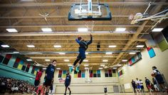 The Chronicle Herald looks at the hype surrounding the 2014-2015 Halifax Rainmen and how they are making strides in the community.