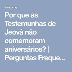 Traduo do novo mundo reviso de 2015 pinterest biblia por que as testemunhas de jeov no comemoram aniversrios fandeluxe Image collections
