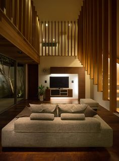 M4-house [ House of Overlap ]: Architect Show co.,Ltdが手掛けた家です。