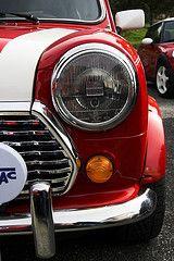 Classic Mini. Why I dream of these cars.