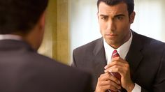Guys, here's what that red tie really says about you