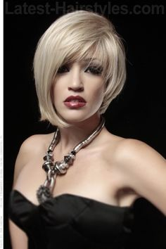 30 Superb Short Hairstyles For Women Over 40 - Page 8
