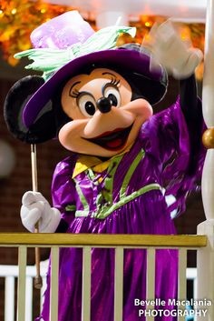 """Mickey's """"Boo-to-You"""" Halloween Parade 