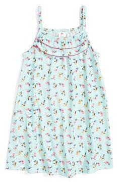 Tucker + Tate Print Nightgown (Toddler Girls, Little Girls & Big Girls)