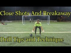 ▶ Goalkeeper Training: Close shots drills & tips - YouTube