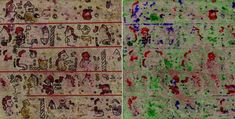 Researchers Uncover Lost #Mexican #Codex Hidden Beneath Another Codex