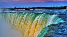 Nature Hd Wallpapers For Laptop, Autumn Painting, Canada, Great Pictures, Niagara Falls, Places To Go, Waves, Outdoor, Nature Nature