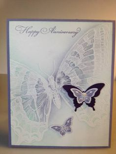 Swallowtail by stampinmaryann - Cards and Paper Crafts at Splitcoaststampers