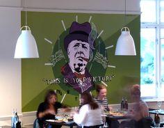 Zizzi restaurant in South Woodford
