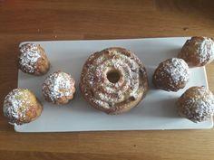Cupcakes au Citron Façon Tata Galette Cupcakes, Galette, Doughnut, Desserts, Food, Eggplants, Cupcake, Meal, Cup Cakes