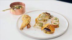 Fondant Potatoes, Masterchef Recipes, Marsala Sauce, Roast Chicken Recipes, Network Ten, How To Cook Mushrooms, Chicken Seasoning, Main Meals, Brunch Recipes