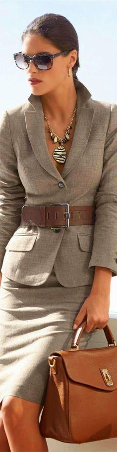 Madeleine Suit in Natural Malange