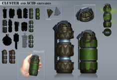 grenades by Trufanov on deviantART