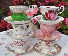 Antique Tea Cups For Sale | Vintage Tea Cups"