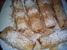 Αγιορείτικες φλογέρες εύκολες, με λίγα υλικά! French Toast, Bread, Breakfast, Food, Morning Coffee, Brot, Essen, Baking, Meals