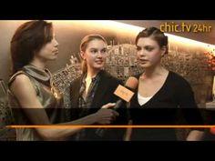 Models Anastajia K and Masha P