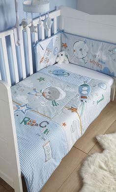 2dc48a9c32852 25 Best Gender Neutral Cot Bed Bedding images in 2019