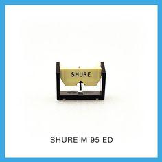 Original / Vintage / SHURE N 95 ED (M 95 ED) Plattennadel / Nadel / Ersatznadel in TV, Video & Audio, TV- & Heim-Audio-Teile, Plattenspieler/Turntable-Teile | eBay