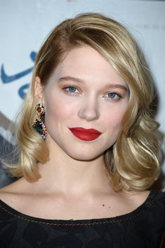Actresses Ashley Judd, Gwyneth Paltrow, Angelina Jolie, Léa Seydoux, and Cara Delevingne are among the women who have come forward Lea Seydoux Style, Natural Hair Styles, Short Hair Styles, Bond Girls, Provocateur, Ashley Judd, Short Wedding Hair, French Beauty, French Makeup