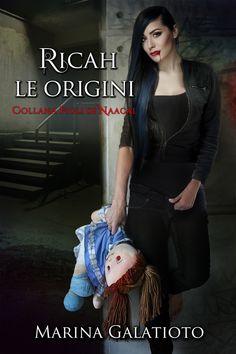 Finalmente ci siamo e Ricah esce tornando ad essere un mio soggetto!! La cover è di Cora Graphics , ma sono certa che l'avrete capito dallo stile inconfondibile!  Trovate il romanzo su Amazon, non perdete questa storia hurban fantasy dalle radici profonde. Si tratta del prequel di I Figli di Naacal https://www.amazon.it/Ricah-Origini-Marina-Galatioto-ebook/dp/B01I8BHVY0/ #ebook #romance #vampires #ricah #prequel #figlidinaacal