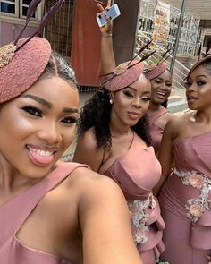 Wedding Ideas - Number one for real weddings and fabulous planning ideas for bride, wedding dresses, bridesmaids, wedding cakes and much Luxe Wedding, Wedding Hats, Wedding Attire, Wedding Parties, Wedding Ideas, Nigerian Wedding Dress, African Wedding Dress, African Lace Dresses, African Fashion Dresses