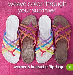 women's huarache collection