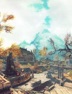 Imperial Province of Skyrim (Whiterun), The Elder Scrolls V: Skyrim, 2011.