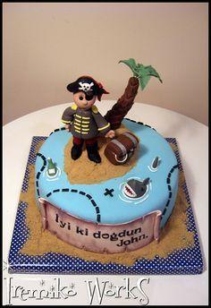 pirate cake - Google Search
