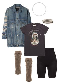 """""""Untitled 19"""" by clynnstyle on Polyvore featuring ALDO, Armenta, Zhenzi, R13, PacSun and CZ by Kenneth Jay Lane"""