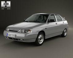 VAZ Lada 2112 hatchback 1995