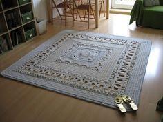 Latające dywany: Takie tam, z resztek