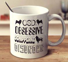 Obsessive Schipperke Disorder