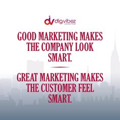 Sharpen up your marketing skills with our assistance and let your customers feel smart! Let It Be, Marketing, Feelings, How To Make