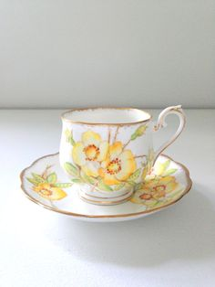 Vintage English Royal Albert Fine Bone China by MariasFarmhouse