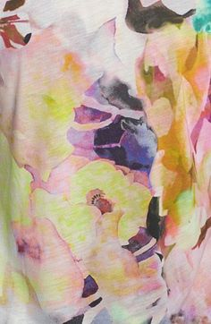 Ted Baker London 'Electric Daydream' Print Tee | Nordstrom
