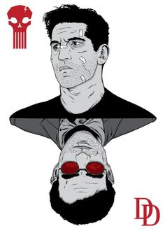 Fan-art for Daredevil's season 2