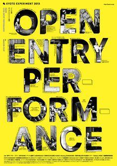 Open Entry Performance - Kentaro Nakamura