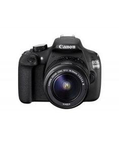Canon 1200D (18.2)mega pixels digic 4 processor 18-55mm lens +75-300mm movie HD…